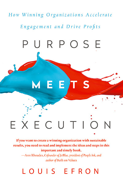 Purpose Meets Execution Flat